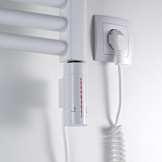 HSK heating rod 3 LED 900 Watt, white