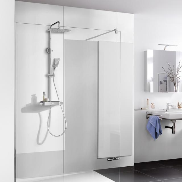 HSK RenoDeco design panel finestone stucco white
