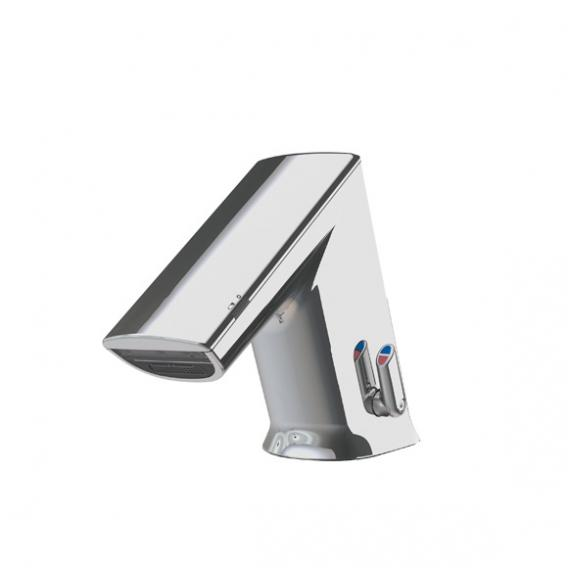 Conti+ ultra GS10 PUBLIC basin fitting with IR sensor, with mixer, battery powered without waste set