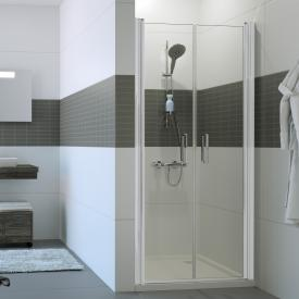 HÜPPE Classics 2 two-way door in recess TSG clear / matt silver