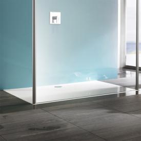 Hüppe EasyStep rectangular shower tray