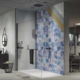HÜPPE EasyStyle set of 2 wall coverings barcelona tiles