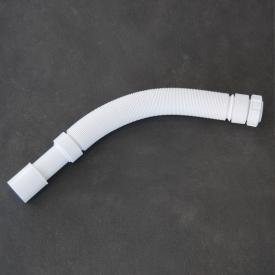 Hüppe flexible waste hose for waste set