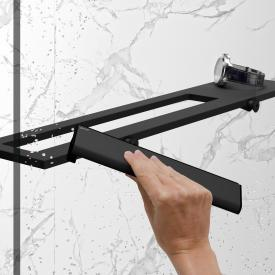 HÜPPE Select+ squeegee black edition