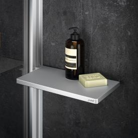 HÜPPE Select+ Tablet tray matt silver
