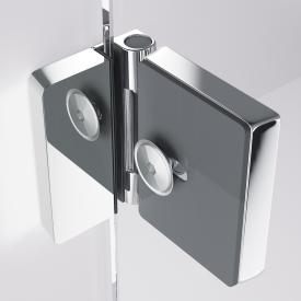 HÜPPE Solva pure interior wall bracket, adjustable