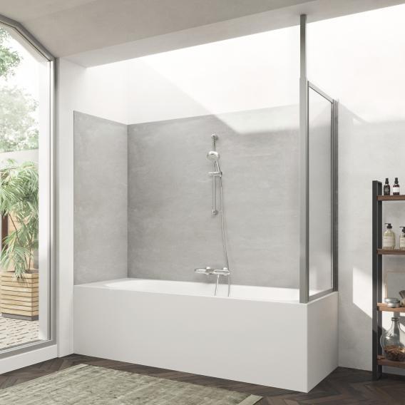 Bath Screen Side Panel Acrylic Gl