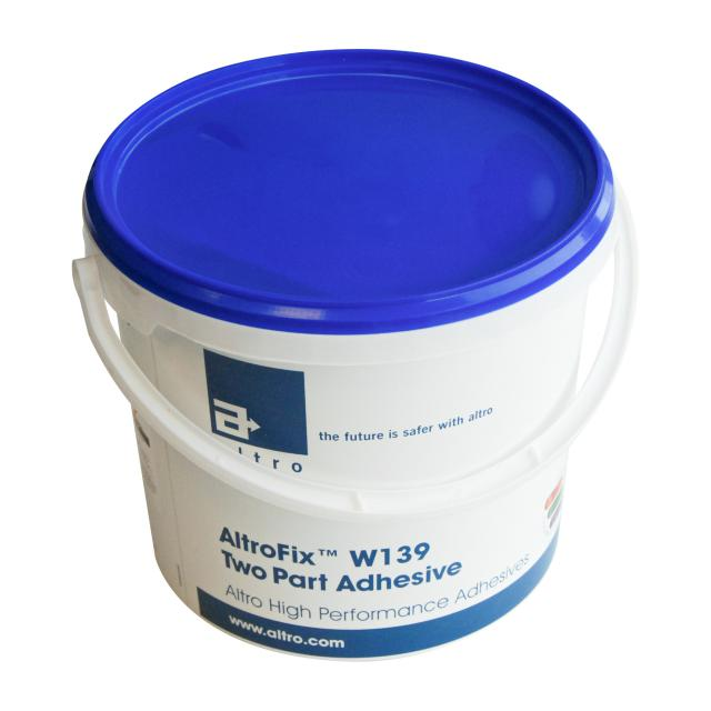 HÜPPE EasyStyle two-component adhesive