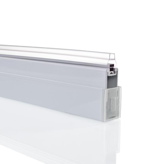 HÜPPE recess extension set L: 190 cm white