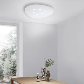 ICONE SCUDO 6 LED ceiling light 6 heads