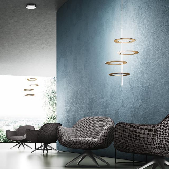 ICONE Hula Hoop S4 LED pendant light