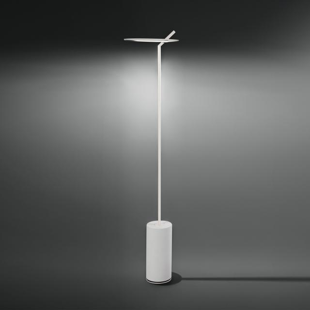 ICONE Luà LED floor lamp with dimmer