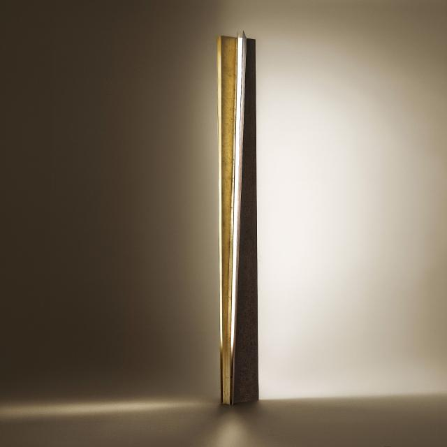 ICONE Reverse LED floor lamp with dimmer