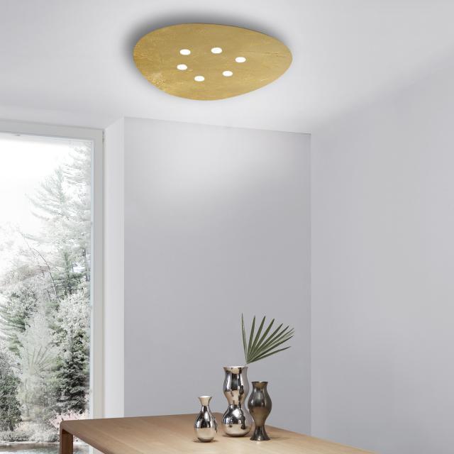 ICONE SCUDO 6 LED ceiling light 6 heads