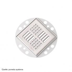 poresta systems BF grate frame with grate