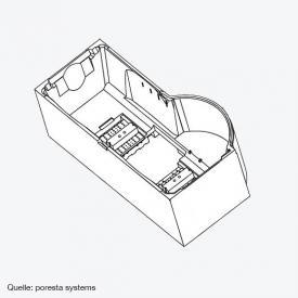 poresta systems Poresta Compact bath support Riho Dorado