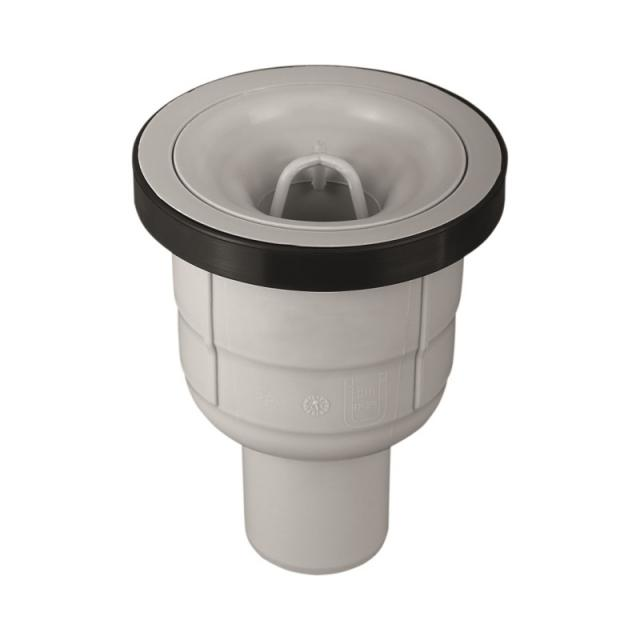 Poresta systems drain for slot S, vertical