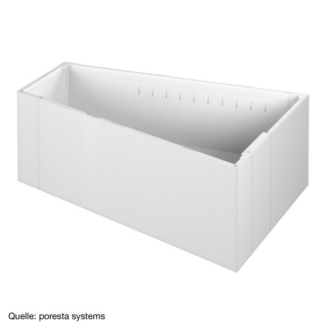 poresta systems Poresta Compact bath support Villeroy & Boch Loop & Friends compact bath