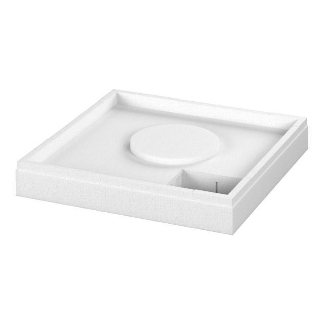 poresta systems Poresta Expert shower tray support for Hüppe Purano