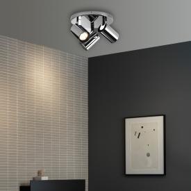 astro Aqua ceiling light/spotlight, round