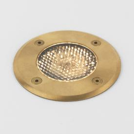 astro Gramos Coastal recessed floor light/spotlight, round