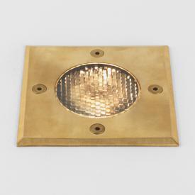 astro Gramos Coastal recessed floor light/spotlight, square