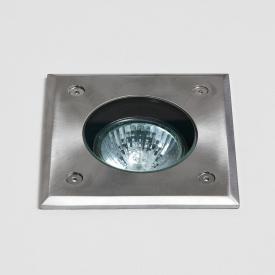 astro Gramos recessed floor light/spotlight, eckig