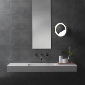 ASTRO-Illumina Catena wall-mounted beauty mirror, 5x magnification, 220-240 V
