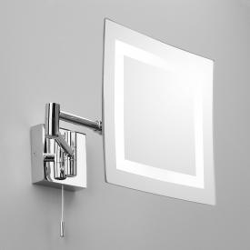 ASTRO-Illumina Torino wall-mounted beauty mirror, 3x magnification, 220-240 V