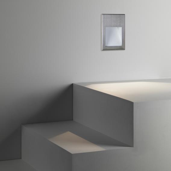 astro Borgo 54 LED recessed wall light, IP65