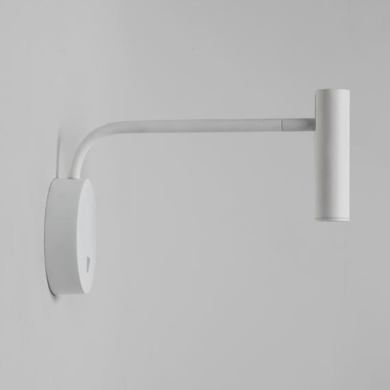 astro Enna Wall LED wall light with on/off switch