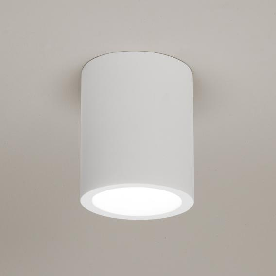 astro Osca Round 140 ceiling/spotlight made of gypsum