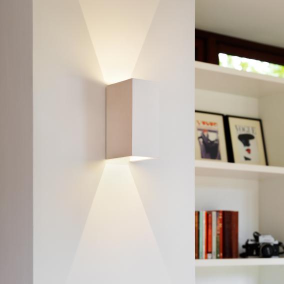 astro Parma 210 wall light made of gypsum