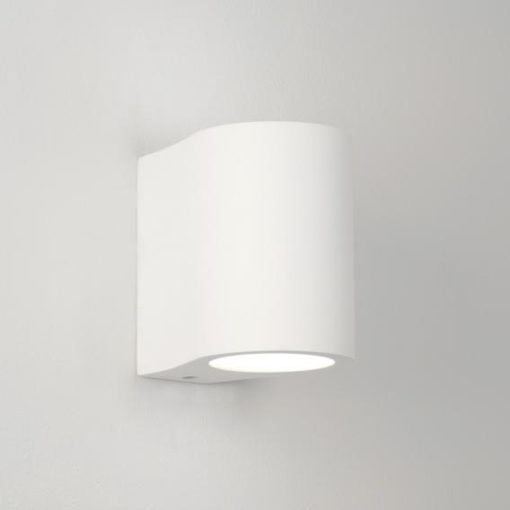 astro Pero wall light made of gypsum