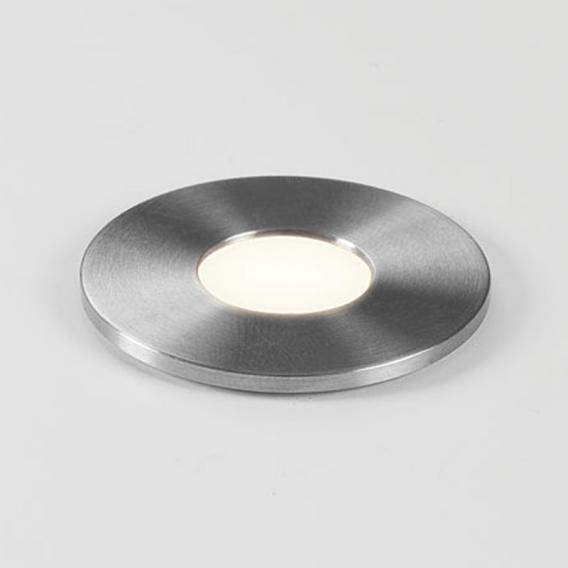 astro Terra 28 LED recessed floor light/spotlight, round