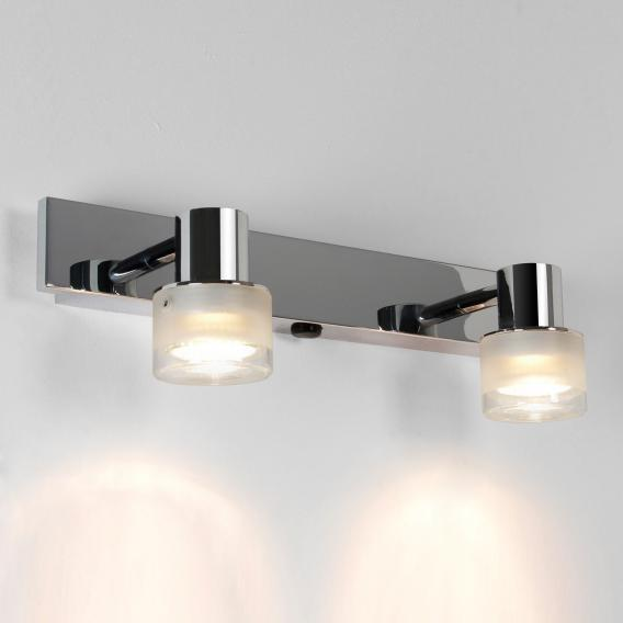 astro Tokai Twin wall light/spot 2 heads with switch