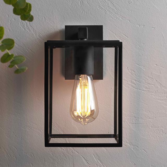 astro Box Lantern 270 wall light