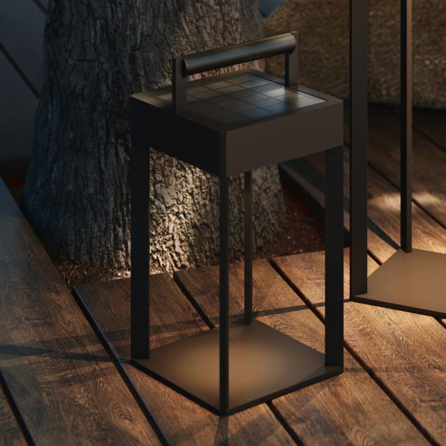 astro Kuro Solar USB LED table lamp with dimmer