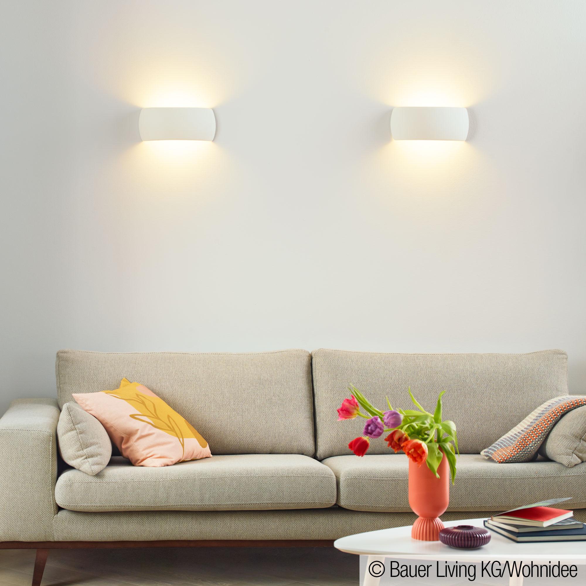 Astro Milo ceramic wall light E27//ES 1299001