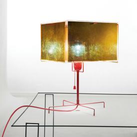 Ingo Maurer 24 Karat Blau T table lamp