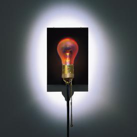 Ingo Maurer Holonzki hologram wall light