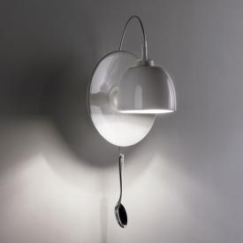 Ingo Maurer Light au Lait wall light