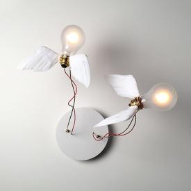 Ingo Maurer Lucellino Doppio wall light