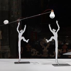 Ingo Maurer Ru Ku Ku table lamp