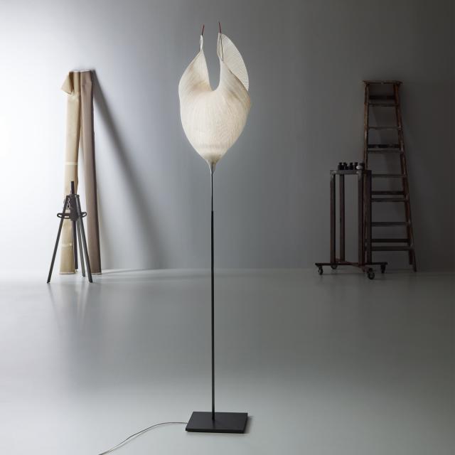 INGO MAURER Babadul LED floor lamp