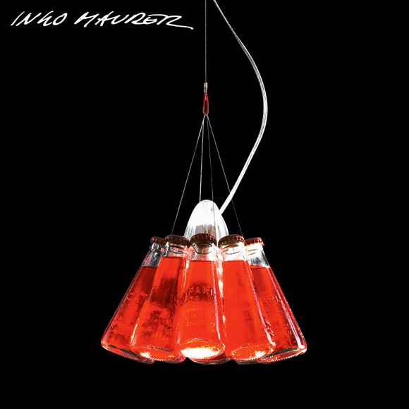 INGO MAURER Campari Light pendant light