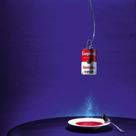 INGO MAURER Canned Light pendant light