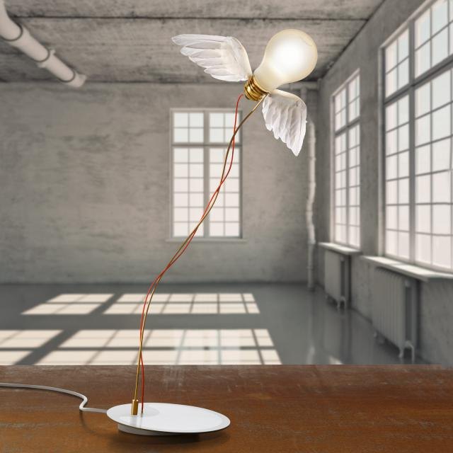 INGO MAURER Lucellino LED table lamp with dimmer