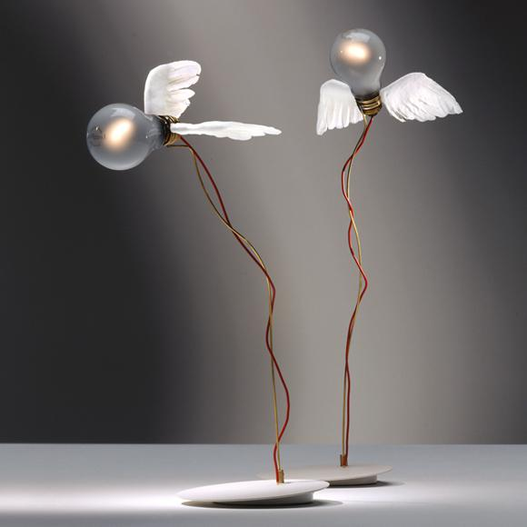 INGO MAURER Lucellino table lamp with dimmer
