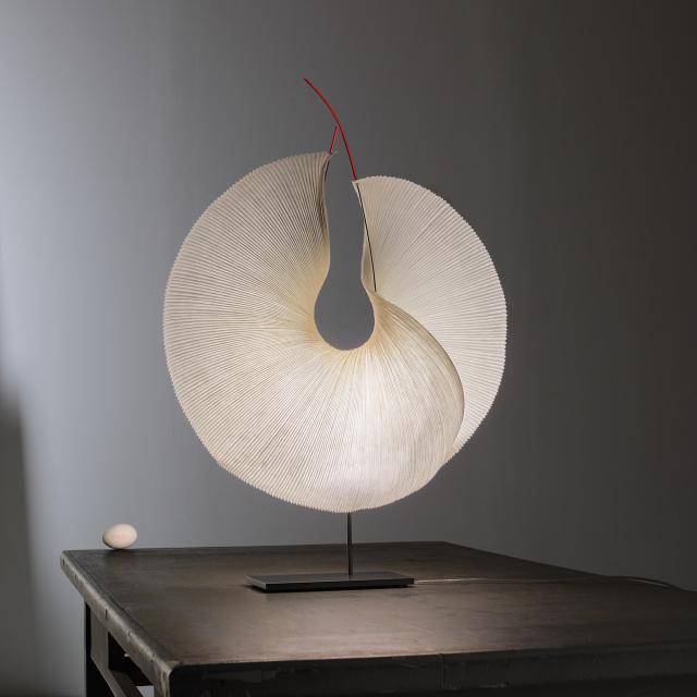 INGO MAURER Yoruba Rose LED table lamp